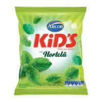 Bolsa de Bala Kids Hortelã 600g (120 un/cada) - Cod. 7891118014743