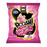 Bolsa de Bala Poosh Tutti Frutti 600g (120 un/cada) - Cod. 7891118014712