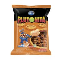 Bolsa de Bala Plutonita Mastigável Tangerina 500g (106 un/cada) - Cod. 7891118015047