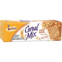 Biscoito Triunfo Cereal Mix Linhaça 185g - Cod. 7896058254365C5