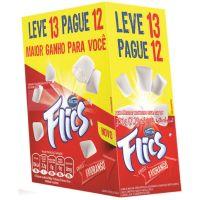 Display de Chicle Flics Morango 226g (13 un/cada) - Cod. 7891118014880