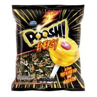 Bolsa de Pirulito Poosh Energy 600g (50 un/cada) - Cod. 7891118015184