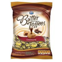 Bala Butter Toffes Chocolate 100g (16 un/cada) - Cod. 7891118015283