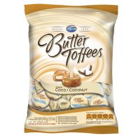 Bala Butter Toffes Coco 100g (16 un/cada) - Cod. 7891118015405