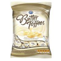 Bala Butter Toffes Chocolate Branco 100g (16 un/cada) - Cod. 7891118015344
