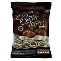 Bala Butter Toffes Choco Amargo 100g (16 un/cada) - Cod. 7891118015375