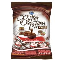 Bala Butter Toffes Creme de Avelã 100g (16 un/cada) - Cod. 7891118015382