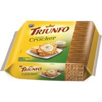 Biscoito Triunfo Cracker 375g Multipack - Cod. 7896058251197