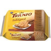 Biscoito Triunfo Cracker Integral 400g Multipack - Cod. 7896058251210