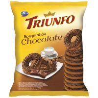 Biscoito Triunfo Rosquinha de Chocolate 400g - Cod. 7896058251364C4