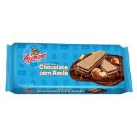 Biscoito Aymoré Wafer Choco com Avelã 115g - Cod. 7896058256505