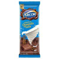 display de Tablete de Chocolate Arcor ao Leite 50g (12 un/cada) - Cod. 7898142862494