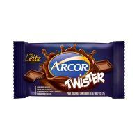 Display de Tablete de Chocolate Twister ao Leite 17g (24 un/cada) - Cod. 7898142862951