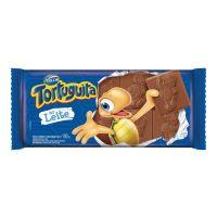 Display de Tablete de Chocolate Tortuguita ao Leite 100g (12 un/cada) - Cod. 7898142861756