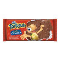 Display de Tablete de Chocolate Tortuguita ao Leite com Crocante 100g (12 un/cada) - Cod. 7898142861718