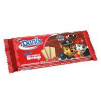 Biscoito Danix Wafer Morango Patrulha Canina 115g - Cod. 7896058257038