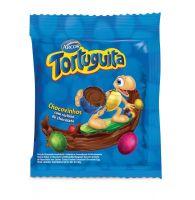 Display de Chocolate Confeitado Tortuguita Chocovinhos 50g (10 un/cada) - Cod. 7898142863033
