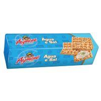 Biscoito Aymoré Água e Sal 200g | Caixa com 1 - Cod. 7896058202915