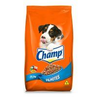 Ração Champ Para Cães Filhotes 10,1 kg - Cod. 7896029010549