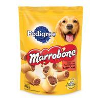 Biscoito Pedigree Marrobone Carne Para Cães Adultos 200g - Cod. 7896029043394