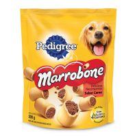 Biscoito Pedigree Marrobone Carne Para Cães Adultos 500g - Cod. 7896029041963