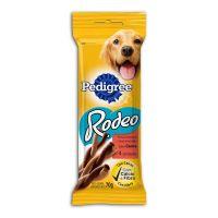 Biscoito Pedigree Rodeo Carne Para Cães Adultos 4 Unidades - Cod. 7896029052303