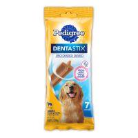 Petisco Pedigree Dentastix Cuidado Oral Para Cães Adultos Raças Grandes 7 Unidades - Cod. 7896029052365