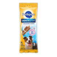 Petisco Pedigree Dentastix Cuidado Oral Para Cães Adultos Raças Médias 3 Unidades - Cod. 7896029052341