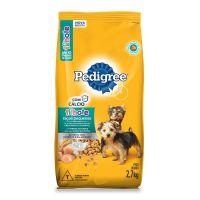 Ração Pedigree Para Cães Filhotes Raças Pequenas 2,7 kg - Cod. 7896029069493