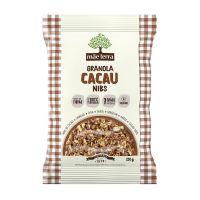 Granola Cacau Nibs Mãe Terra Pacote 250g - Cod. 7896496995226