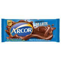 Display de Tablete de Chocolate Arcor ao Leite 80g (12 un/cada) - Cod. 7898142863804