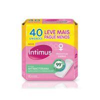 Protetor Diário Intimus Antibacteriana 40un - Cod. 7896007550548