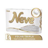 Papel Higiênico Neve Premium Confort 20m 6un - Cod. 7896018704107