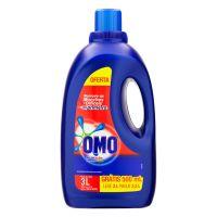 Oferta Detergente Líquido Omo Pague 2,5L Leve 3L - Cod. 7891150038707