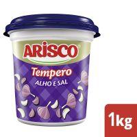 Tempero Completo Alho e Sal Arisco 1kg - Cod. 7891700012171