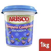 Tempero Completo sem Pimenta Arisco 1kg - Cod. 7891700011266