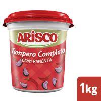 Tempero Completo com Pimenta Arisco 1kg - Cod. 7891700011075