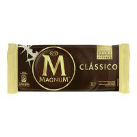 Sorvete Kibon Magnum Picolé Clássico 100ML | Caixa com 18 - Cod. 7891075403215C18