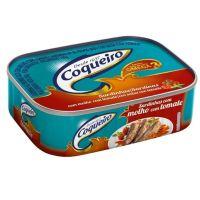 Sardinha Coqueiro Tomate 250g - Cod. 7896009301025C6