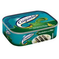 Sardinha Coqueiro Óleo 250g - Cod. 7896009301032C6