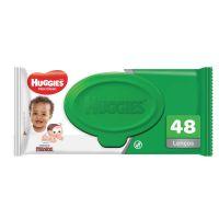 Lenços Umedecidos Huggies Max Clean 48un - Cod. 7896018700659
