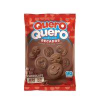 Biscoito Quero Quero Recados Chocolate - Cod. 7896286620994