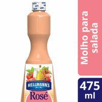 Molho Para Salada Hellmann's Rosé 475ml - Cod. 7891150005419