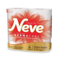 P. Higienico F.Dupla Neve Neutro None 30 4un - Regular - Cod. 7891172421174
