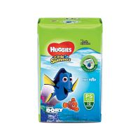 Fralda Unissex Huggies Little Swimmers P 12un - Regular - Cod. 7751493008310