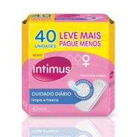 P. Diario Intimus Days Sem Perfume S/ABAS 40un - L40P30 - Cod. 7896007542482C6