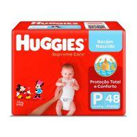 Fralda Huggies Supreme Care Mega P 48un - Cod. 7896007548514