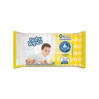Lenços Umedecidos Baby Wipes 48un - Cod. 7896018703063