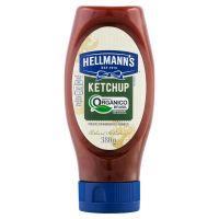 Ketchup Hellmanns Orgânico 380g | 3 unidades - Cod. 7891150058477