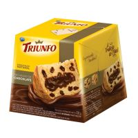 Panettone Triunfo Recheado Chocolate 530g - Cod. 7896058255850